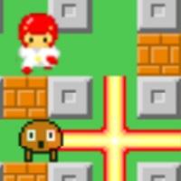 名作レトロ風ゲーム「爆弾野郎」のサムネイル