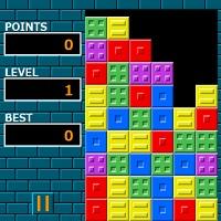落ちものパズルゲーム「フリック&チェイン」のサムネイル