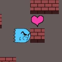 愛にたどり着かせるパズルゲーム「愛をください」のサムネイル
