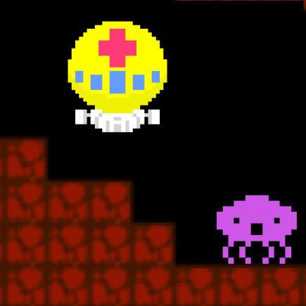 ゲーム「コスモレスキュー」のサムネイル画像