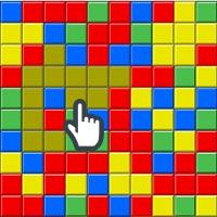 シンプルな落ちものパズルゲーム「さめがめ」のサムネイル